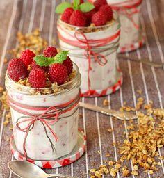 Les 10 desserts light de l'été