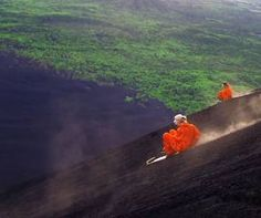 volcano boarding in Nicaragua- have you done it yet?