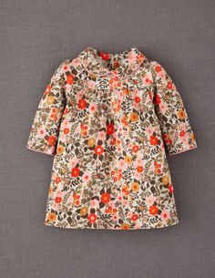little flower coat  boden #kidsfashion