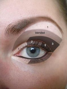 Light gold spring look with the naked 2 palette