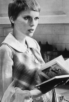 Leesh on Vintage: Inspirational Icon Monday: Mia Farrow