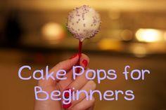 Confetti Avenue: DIY Cake Pops for Beginners