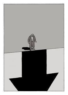 Kartografie der Träume. Die Kunst des Marc-Antoine Mathieu / Museum Angewandte Kunst