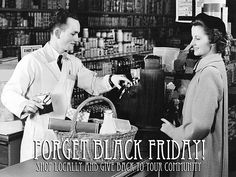 forget black friday!