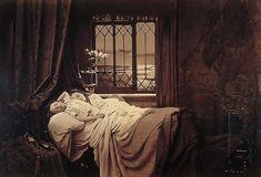 "Henry Peach Robinson, ""Sleep"", 1867, albumen print"