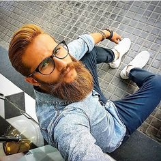 Bearded Style @alexleonaidos Looking good ⚡️⚡️⚡️⚡️ ⚓️BE BRAVE DON'T SHAVE ⚓️ ️#brave #bearded #best #beardoil #menwithclass #love #beard #beardstyle #beardman #pogonophile #inkedmodel #hot #brave_n_bearded #beardlove #inked #life #Beards #tattoo #swag #bravenbearded #amazing #beardlife #model #instabeard #bestoftheday #fashion #style #barber #barbershop
