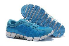Adidas 2013 Caterpillar Series Frauen Lichtblau