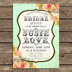 Hey, I found this really awesome Etsy listing at https://www.etsy.com/listing/170228452/printable-bridal-shower-invitation