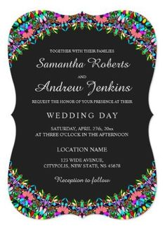 Pick your favorite invitation design from our amazing selection. Bohemian Invitation, Bohemian Wedding Invitations, Elegant Wedding Invitations, Wedding Stationery, Wedding Graphics, Print Design, Graphic Design, Print Templates, Invitation Design