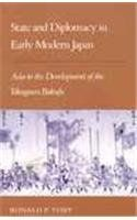Amazon.com: State and Diplomacy in Early Modern Japan: Asia in the Development of the Tokugawa Bakufu (Studies of the East Asian Institute) (9780804719520): Ronald Toby: Books
