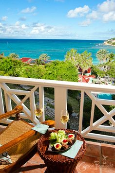 Lovely View! Grand Pineapple Antigua www.vowtotravel.com Book a well deserved getaway today!