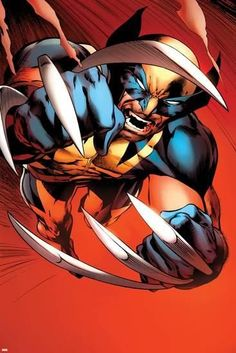 Marvel Comics Marvel Now Wolverine By Alan Davis Poster 24 X 36 Rolled Wolverine Tattoo, Wolverine Poster, Wolverine Claws, Wolverine Art, Logan Wolverine, Comic Book Characters, Marvel Characters, Comic Character, Comic Art