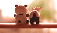 Pequenos Grandes Amigos by Natália Viana, via Flickr