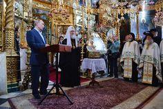 Дођи и види: Председник Путин у Кареји и Пантелејмону