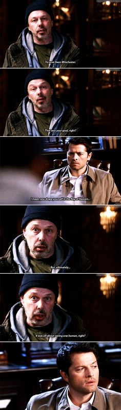 9x23 - Do you Believe in Miracles? #spn