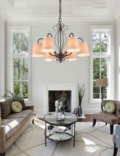 Home Lighting Senso Φωτιστικό Home Lighting, Oversized Mirror, Furniture, Home Decor, Decoration Home, Room Decor, Home Furnishings, Arredamento, Homemade Lighting