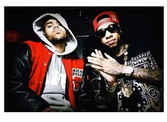 Chris Brown - Straight Up ft. Tyga (Music Video)