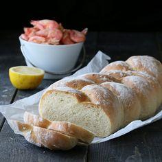 FLETTELOFF | TRINES MATBLOGG Bread Baking, Scones, Rolls, Recipes, Baking, Bread Rolls, Buns, Rezepte, Ripped Recipes