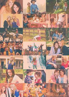 Hannah Montana: The Movie candids. Not a big fan of hers but i loved her show.