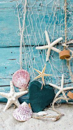 Seashell Blue
