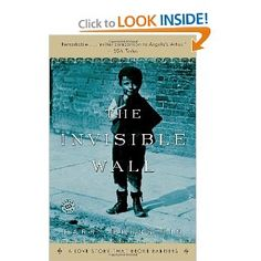 Harry Bernstein was 96 yrs old when he wrote this novel.  Life in the poor town of Lancashire England.  The Invisible Wall, where Jews live on one side, Christians on the other.  The story unfolds at the author's sister falls in love with a Christian boy.  A wonderful historical novel.