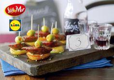 Chorizo z ziemniakami. Kuchnia Lidla - Lidl Polska. #lidl #solandmar #chorizo