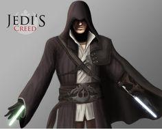 Jedi assassin's creed