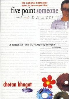 Five Point Someone - Chetan Bhagat #Book