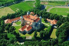 Zamek Nowy Wiśnicz.