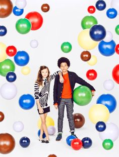 Adi Goodrich: Tangrams Kids Concept Shoot