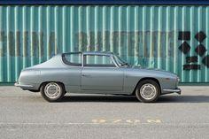 1966 Lancia Flavia Sport Coupe Zagato