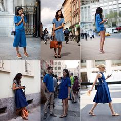 If You're Thinking About….Summer Denim « The Sartorialist