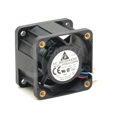 Free Shipping Original Delta PFB0412SHN DY339 4CM 4028 12V 0.6A four-wire pwm server industrial cooling fans $9.99