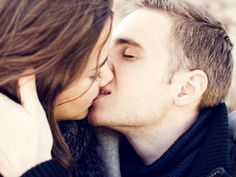Love kissing!