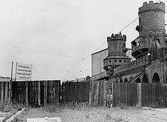 Berlin | Geteilten Stadt. Berliner Mauer. Oberbaumbrücke