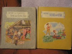 Vintage Music Textbooks Lot of 2 Elementary by SevenSistersBooks