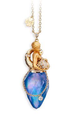 Magerit - Hechizo Collection: Necklace Esencia Fortuna