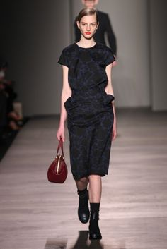 Marc by Marc Jacobs --- the small waist & accented hips work wonders for this dress.