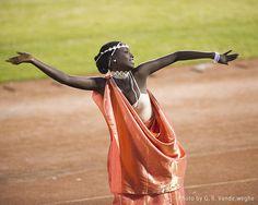 Rwandan traditional dance, love it