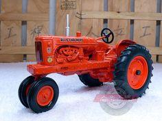 AC 45 full metal alloy hand tractor model gift ERTL 1-16 #ERTL #ACAllisChhalmers