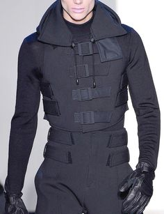 T. Mugler Match very good in combination with tactical corset and the tactical fashion style