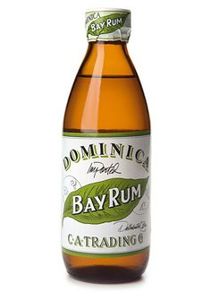Dominica Bay Rum Aftershave