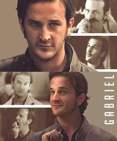 #supernatural I still miss Gabriel, I mean just look at that adorable face. ♥♥ via Tumblr