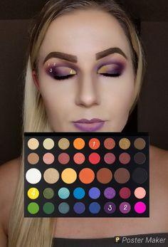 Makeup ideas eyeshadows james charles New Ideas Make-up-Ideen Lidschatten James Charles Neue Ideen No related posts. Makeup 101, Skin Makeup, Makeup Inspo, Makeup Tools, Makeup Inspiration, Beauty Makeup, Makeup Ideas, Makeup Brushes, Makeup Products