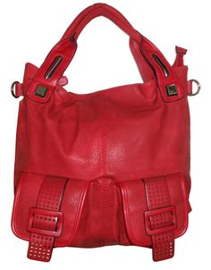 Our new Exclusive Bags with the actually autumn Colours. This one in dark-red