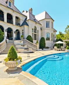Living like royalty  #ModernMansions