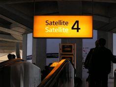 Charles De Gaulle Airport 2003