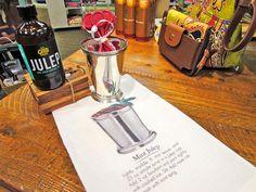 Hallmark mint julep mix. StyleBlueprint has great FINDS for November in Louisville. Read more on StyleBlueprint.com