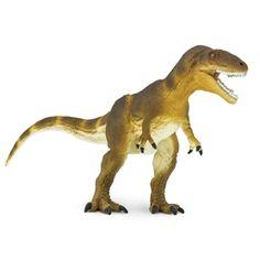 The Safari Ltd Carcharodontosaurus figure is a scientifically accurate, hand-painted toy of this dinosaur. Great for dinosaur and prehistoric fans. Dinosaur Gifts, Dinosaur Toys, The Great White, Great White Shark, Leg Bones, Muscular Legs, Prehistoric World, Spinosaurus, Predator