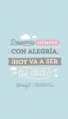 Positive Phrases, Motivational Phrases, Calligraphy Words, Postive Quotes, Good Smile, Spanish Quotes, Good Vibes, Stress, Letters